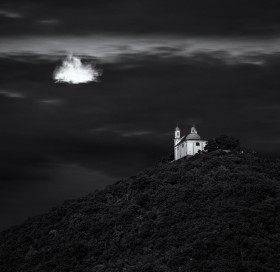 Free photo of Sky, Atmosphere, Cloud, Landscape and Black-and-white