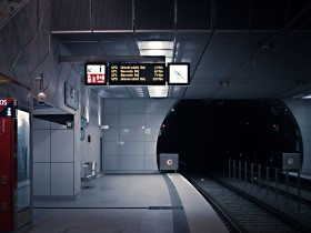 Free photo of Electricity, Gas, Fixture, Metro Station and Composite material