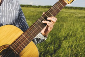Free photo of Guitar, String Instrument, Musical Instrument, Music and Plucked string instruments