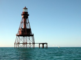 Free photo of Sky, Lighthouse, Water, Beacon and Tower