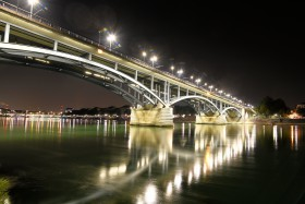 Free photo of Water Resources, Lighting, Water, City and Sky